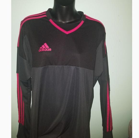 38dbf42f973 adidas Tops | Climacool Goalkeeper Jersey | Poshmark